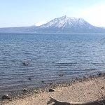 ภาพถ่ายของ Lake Shikotsu