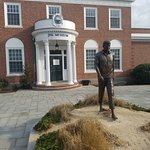 JFK Hyannis Museum Statue