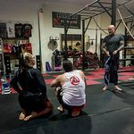 BJJ Fundamentals with Mike