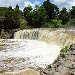 Unremarkable Haruru Falls