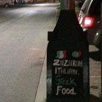 Bild från Zuzuroh Italian-Greek restaurant