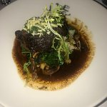 Short ribs (very tender and decent sized portion)
