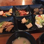 Panchan - side dishes