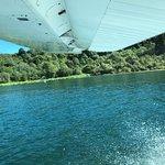 Bild från Taupo's Floatplane