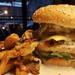 superb Grilled chicken burger