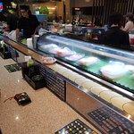ภาพถ่ายของ Sushi Train