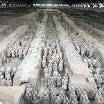 Photo de Mausolée de l'empereur Qin