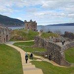 Urquhart Castle Foto