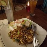 Mie Goreng (fried noodles)