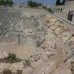 Old City showing Kidron valley