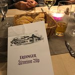 Erdinger Urweisse Alp Foto