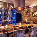 Vindom Wine Bar Inside