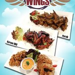 Fly from the SkyZ. Available at SkyZ Dine & Bar from 4pm to 11pm.