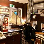 Experience the opulence and splendour of early steam ship travel aboard the SS Brixham Steam