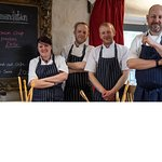 Grainstore kitchen team