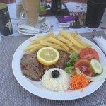 Very nice lunch.