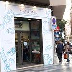 Nueva imagen corporativa Marisma, espacio gastronómico (Marisc Mediterrani)