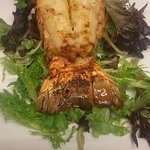 Broiled 8oz Lobster Tail Brazilian