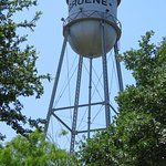 Classic water tower