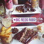 Fotografia de Big Reds Steakhouse