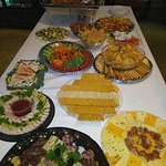 Small example of catering options!