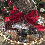 Holiday and special occasion gift baskets!