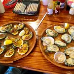 Absolutely mouth watering oysters!