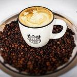 Latte Art at The Bean BAr