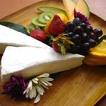 Catering Event: Portion of Cheese Board