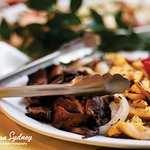 Catering Event: Grilled platters