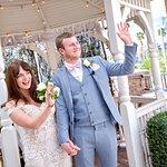 维加斯婚礼照片