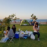 Photo de Qurum Beach