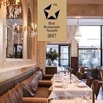 Awarded Star @ Best Restaurants Awards 2017