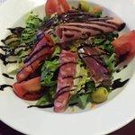 Salad from menu del dia