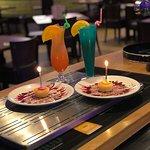 Tiffins cocktails  3 for £10 .............