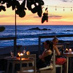 Enjoy our delicious food and beachfront location!