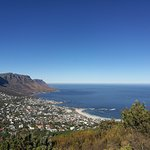 View from the top of Lion's Head