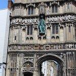 Photo de Canterbury Cathedral