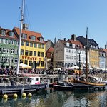 Nyhavn - New harbor, really cool place