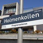 Holmenkollen Gök Müzesi ve Atlama Kulesi resmi