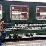 Flam Railways one of the most beautiful train rid