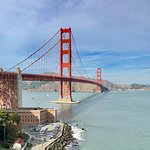 Golden Gate Bridge, this view never gets old