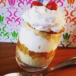 Pineapple Upside Down Parfait