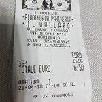 Фотография Il Dollaro the Original Piadineria Panineria Creperia