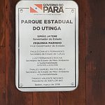informação do parque