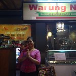 Helpful friendly Wani