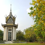 Center of the killing field