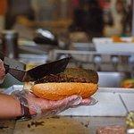 Phily Cheesesteak Sandwich