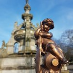 Kelvingrove Park fountain