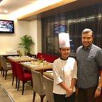 With Chef Sampriti Saha